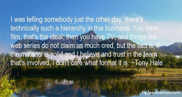 Tony Hale Quotes