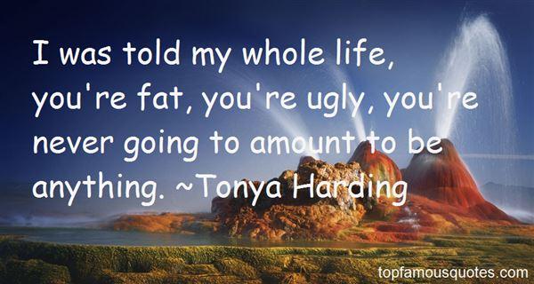 Tonya Harding Quotes
