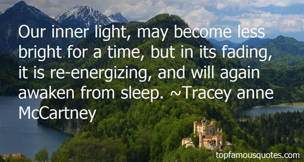 Tracey Anne McCartney Quotes