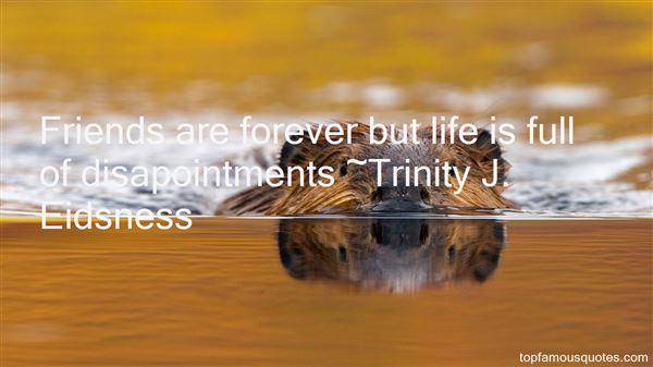 Trinity J. Eidsness Quotes