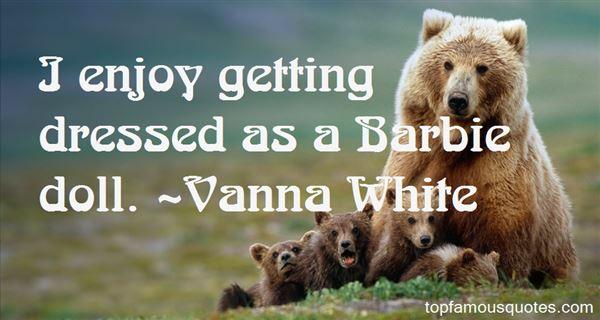 Vanna White Quotes