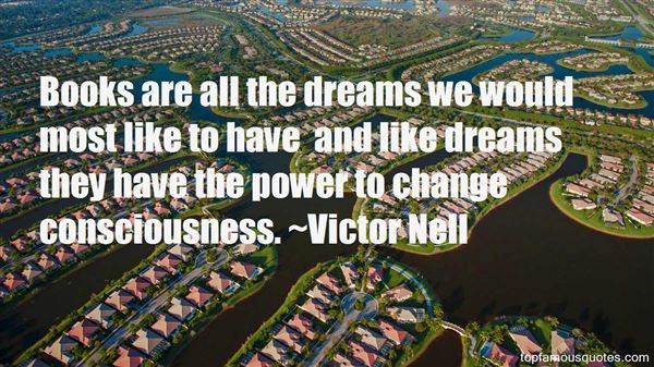 Victor Nell Quotes