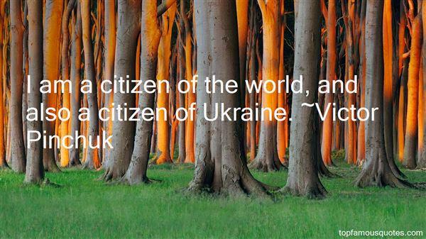 Victor Pinchuk Quotes