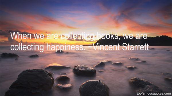 Vincent Starrett Quotes