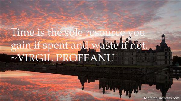 VIRGIL PROFEANU Quotes