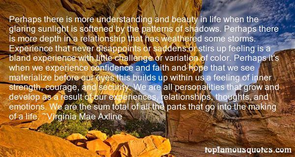 Virginia Mae Axline Quotes
