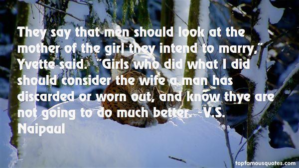 V.S. Naipaul Quotes