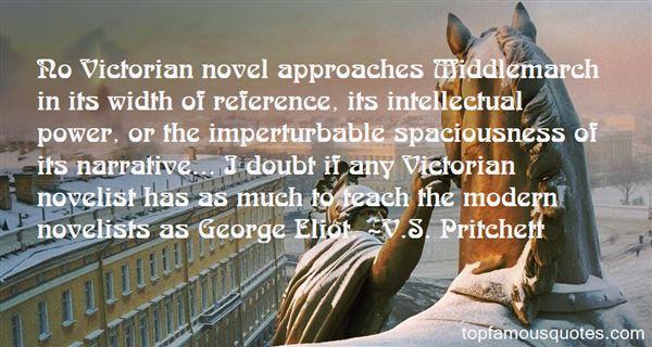 V.S. Pritchett Quotes