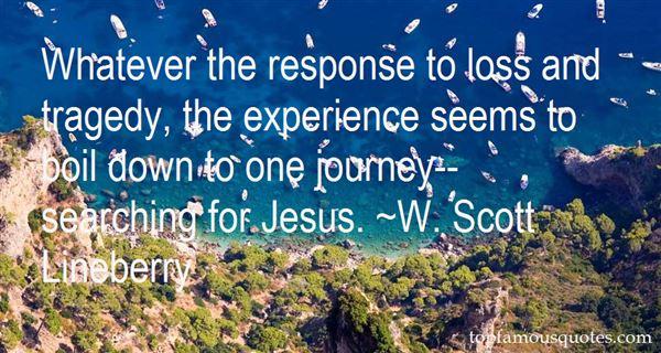W. Scott Lineberry Quotes