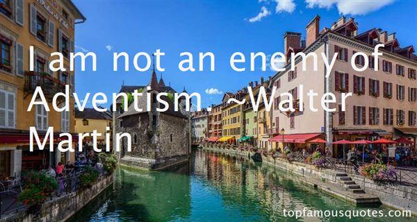 Walter Martin Quotes