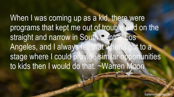 Warren Moon Quotes