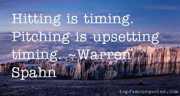 Warren Spahn Quotes