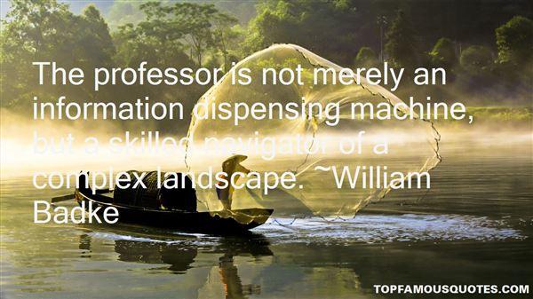 William Badke Quotes