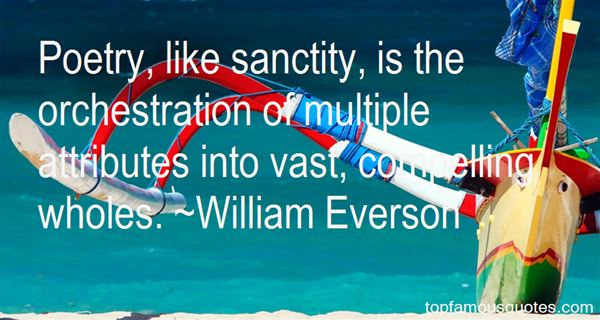 William Everson Quotes