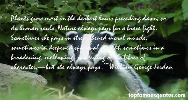 William George Jordan Quotes