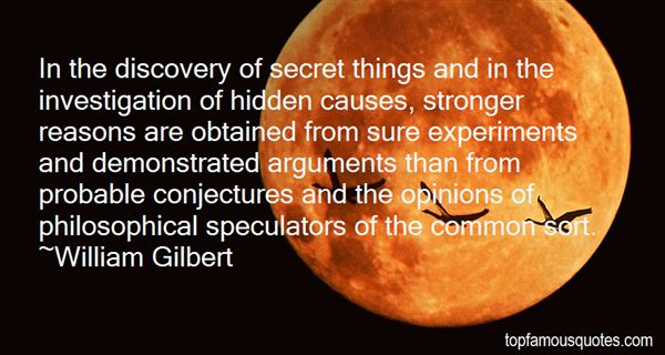 William Gilbert Quotes