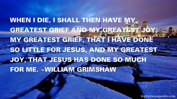 William Grimshaw Quotes