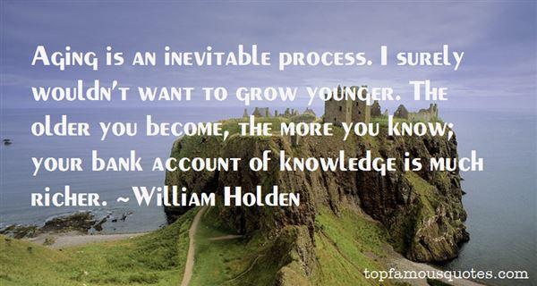 William Holden Quotes