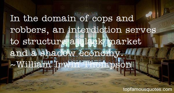 William Irwin Thompson Quotes