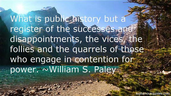 William S. Paley Quotes