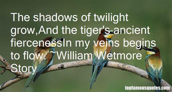 William Wetmore Story Quotes