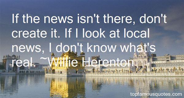 Willie Herenton Quotes