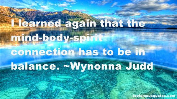 Wynonna Judd Quotes