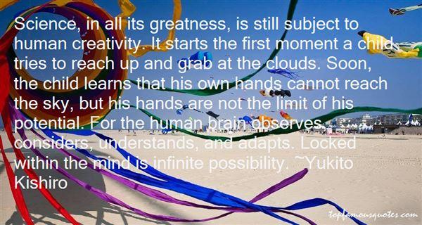Yukito Kishiro Quotes