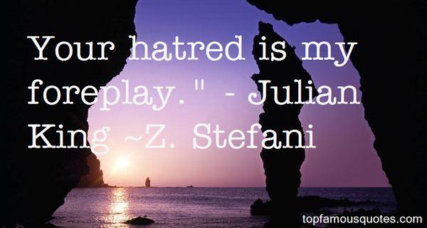 Z. Stefani Quotes