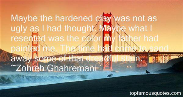Zohreh Ghahremani Quotes