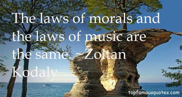 Zoltan Kodaly Quotes