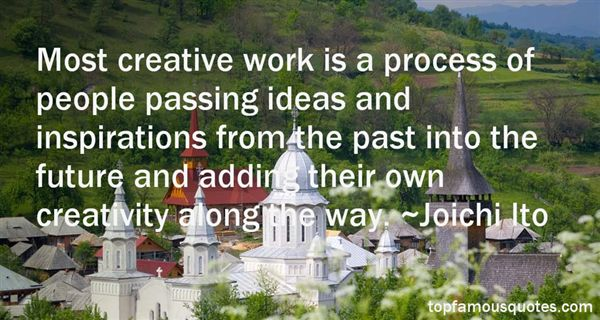 Quotes About Creative Inspiration