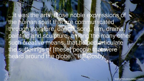 Quotes About Expression Through Dance