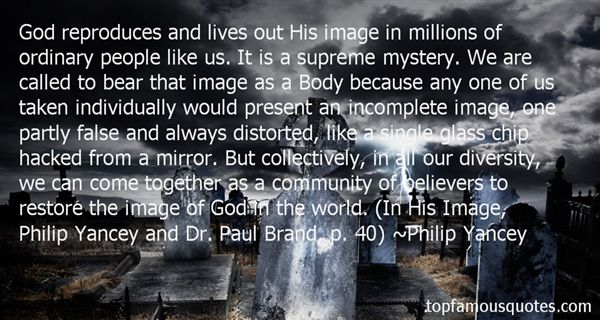 Quotes About Image Of God
