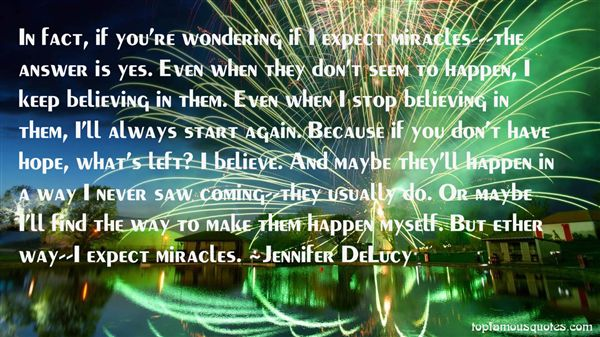 Quotes About Keep Believing