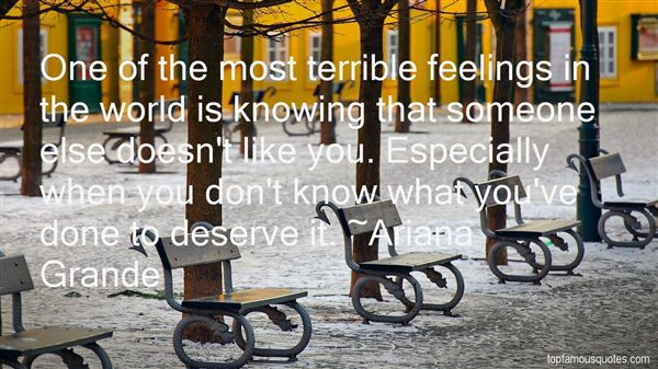 Quotes About Knowing What You Deserve