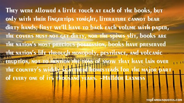Quotes About Literature And Life
