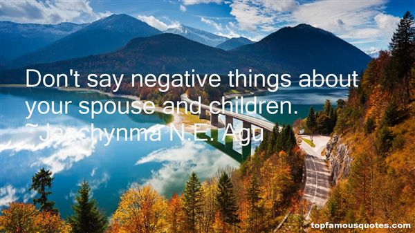 Quotes About Negative