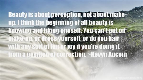 Quotes About Perception Of Beauty