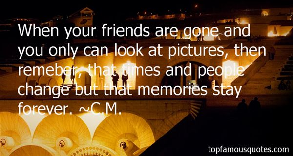 Quotes About Picture Memories