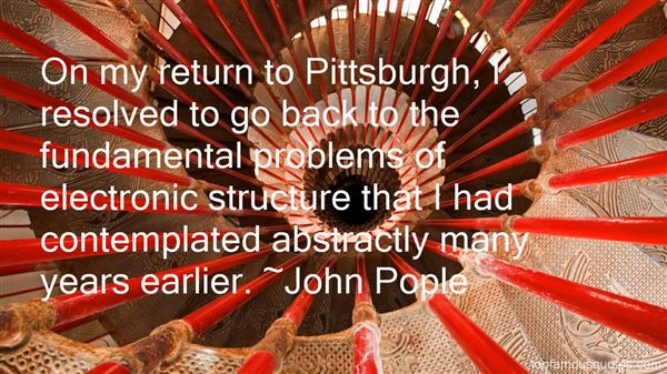 Quotes About Pittsburgh