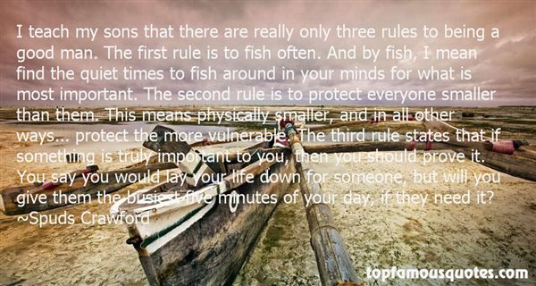 Quotes About Rules Being Important
