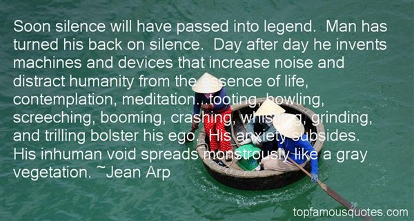 Quotes About Silence And Meditation