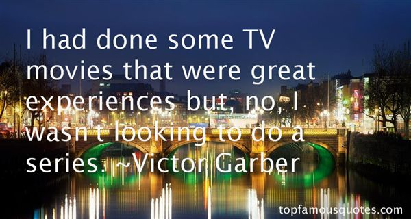 Quotes About Tv Series