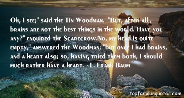 Quotes About Woodman