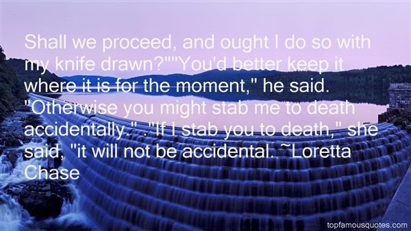 Quotes About Accidental