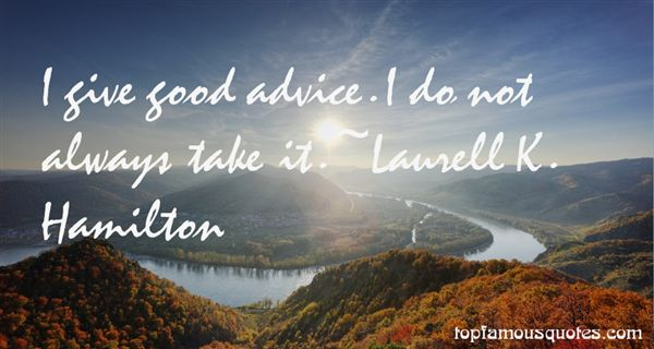 Quotes About Advice Not Take