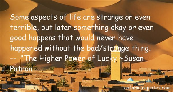 Quotes About Bad Luck