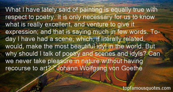 Quotes About Beautiful Nature