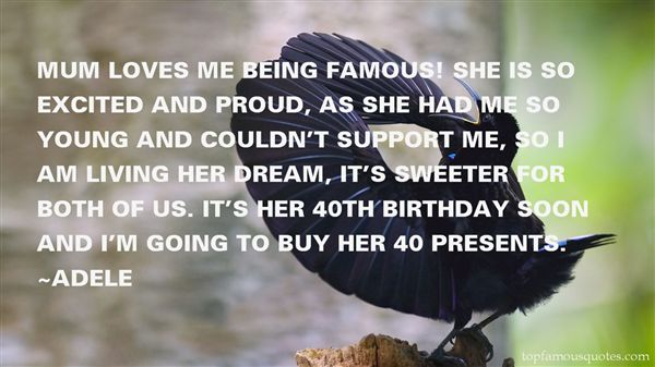 Quotes About Birthday Presents